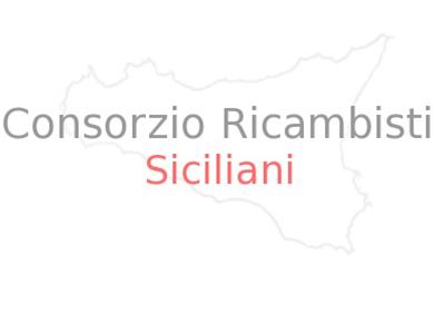 Logo consorzio ricambisti siciliani